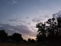 pre-hike sunrise